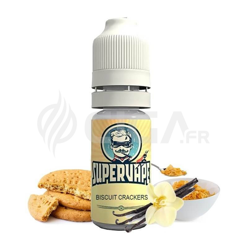 Arôme Biscuit Crackers - SuperVape