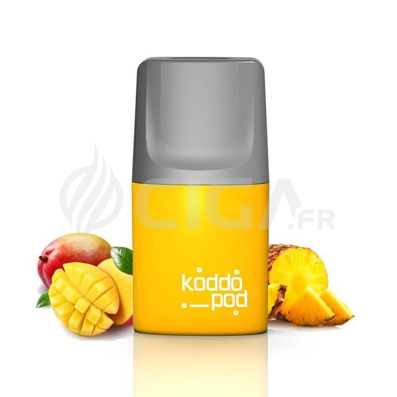 Pod Mangue Ananas - Le French Liquide