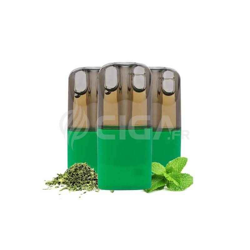 Pod Green Storm - Le French Liquide