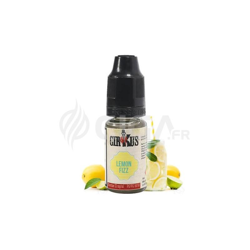 Lemon Fizz - Cirkus Authentic