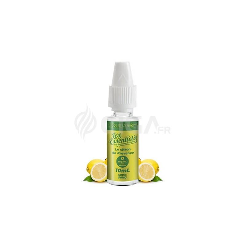 Le Citron de Provence - Liquidarom Les Essentiels