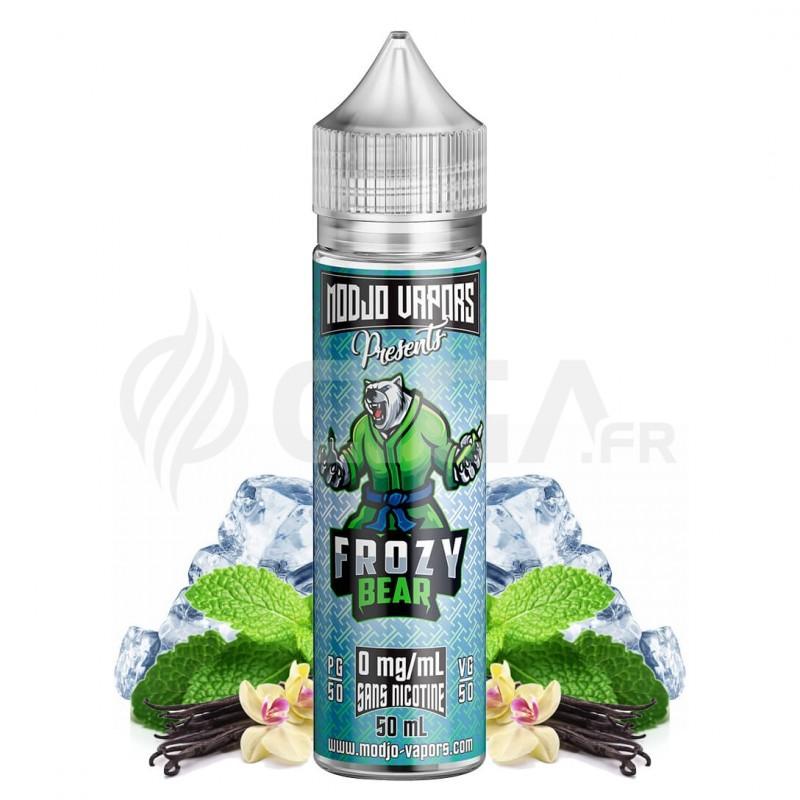 E-liquide Frozy Bear en 50ml de Modjo Vapors de Liquidarom.
