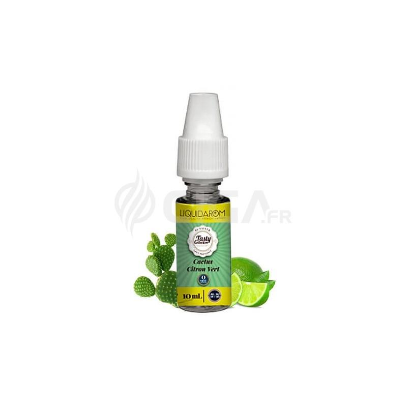 E-liquide Cactus Citron Vert de Tasty Collection de Liquidarom.