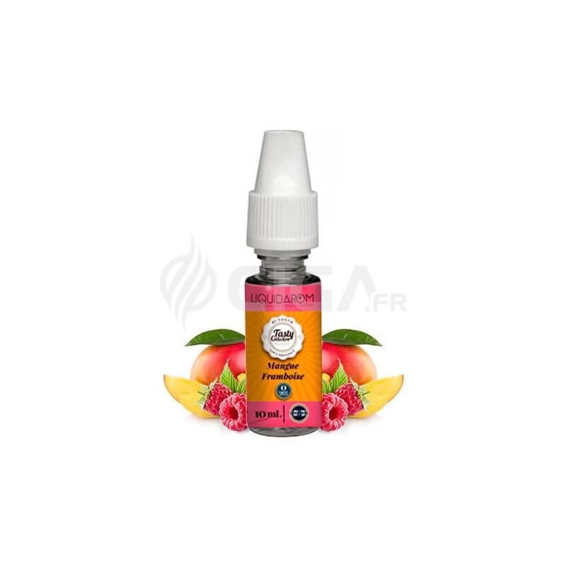 E-liquide Mangue Framboise de Tasty Collection de Liquidarom.