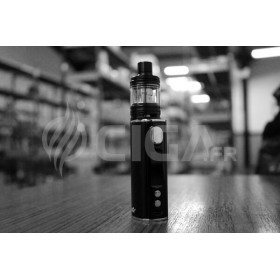 E-cigarette iStick T80 Gris + Melo 4 de Eleaf.