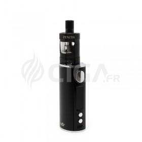 Kit iStick T80 noir et clearomiseur Zenith.
