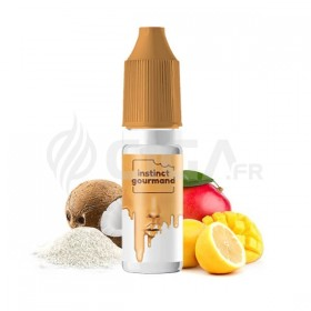 E-liquide Khao & Mango de Alfaliquid Instinct Gourmand.