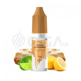 E-liquide Lemon & Pie de Alfaliquid Instinct Gourmand.