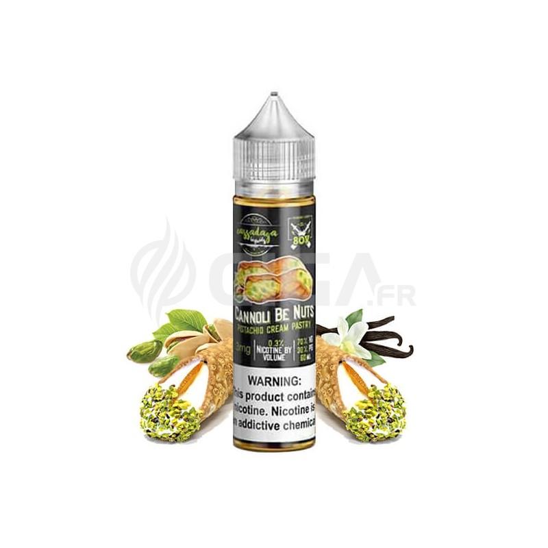 Cannoli Be Nuts 50ml - Cassadaga (copie)