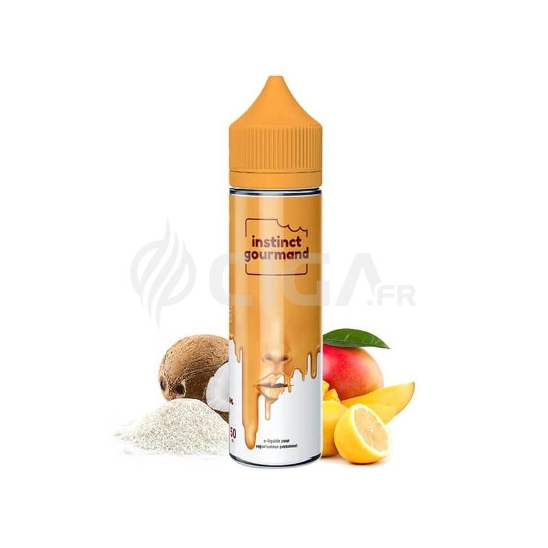 E-liquide Khao & Mango 60ml de Instinct Gourmand de Alfaliquid.