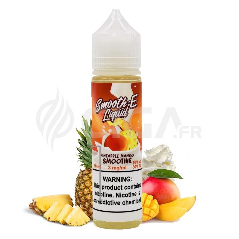 Pineapple Mango 50ml - Smooth-E