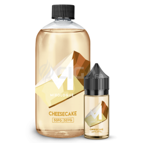 Cheesecake - Le Mixologue