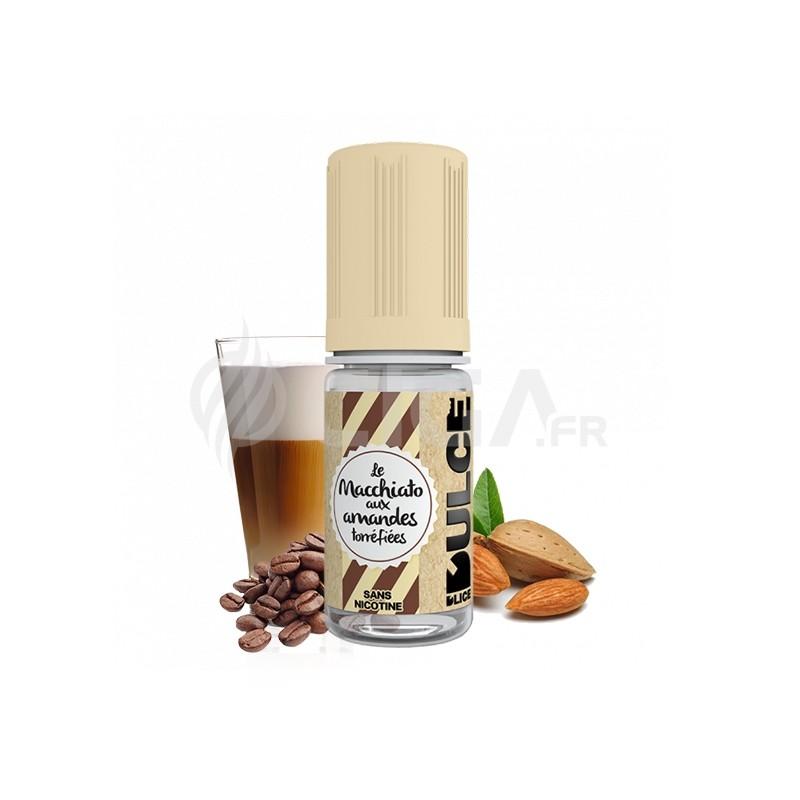 Macchiato Amandes Grillées Dulce- D'lice