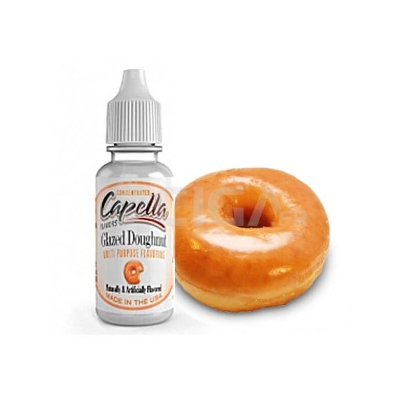 Glazed Doughnut - Capella