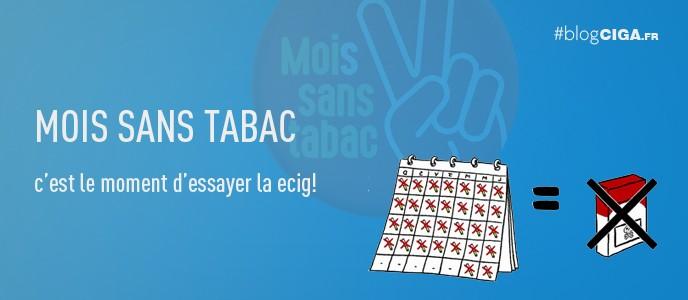 Mois sans tabac : c'est le moment d'essayer la cigarette électronique !